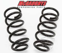 """Chevrolet Suburban W/O Auto Ride 2007-2020 Front 1"""" Drop Coil Springs - McGaughys 34041"""