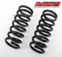 "Dodge Ram 1500 Standard Cab 2002-2005 Front 2"" Drop Coil Springs - McGaughys 44008"