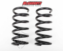 "GMC S-15 Sonoma Extended Cab 1982-2003 Front 3"" Drop Coil Springs - McGaughys 33121"