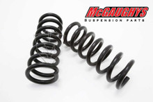 "GMC Sierra 1500 Standard Cab 1999-2006 Front 2"" Drop Coil Springs - McGaughys 33008"