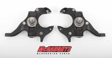 "Chevrolet Chevelle 1964-1972 Front 2"" Drop Spindles - McGaughys 6472"