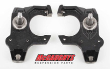 "Chevrolet Fullsize Car 1955-1957 Front 2"" Drop Spindles - McGaughys 5557"