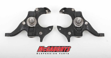 """Oldsmobile F-85 1964-1972 Front 2"""" Drop Spindles - McGaughys 6472"""