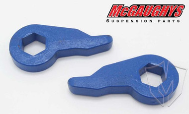 "Chevrolet Silverado 1500 1999-2006 Front 1""-2"" Drop Torsion Keys - McGaughys 33005"