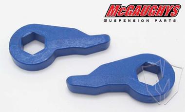 "GMC Sierra 1500 1999-2006 Front 1""-2"" Drop Torsion Keys - McGaughys 33005"