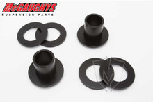 "2007-2018 GMC Sierra 1500 2wd/4wd Front 1""-2"" Drop Strut Spacers - McGaughys 34061"