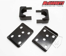 "Chevrolet Silverado 1500 2007-2013 Rear 7"" Drop Axle Flip Kit - McGaughys 34047"