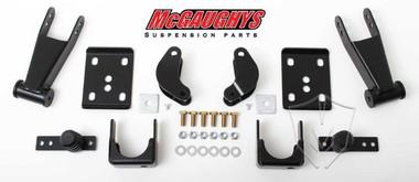 """Dodge Ram 1500 2002-2008 Rear 4.5"""" Drop Kit - McGaughys 44009"""