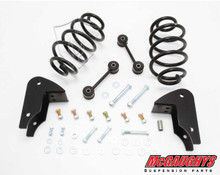 "GMC Denali XL 2001-2006 Rear 5"" Drop Kit - McGaughys 33073"