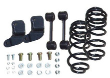 "Hummer H2 Rear Coil Suspension 2003-2009 Rear 5"" Drop Kit - McGaughys 33097"
