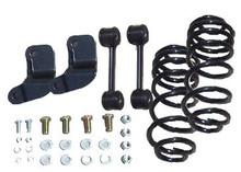 "Hummer H2 Rear Coil Suspension 2003-2009 Rear 5"" Drop Kit - McGaughys 33097"
