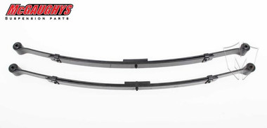 "GMC S-15 Sonoma 1982-2003 Rear 3"" Drop Leaf Springs - McGaughys 33112"