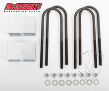 "GMC Envoy 1982-2001 Rear 3"" Drop Lowering Block Kit - McGaughys 33124"