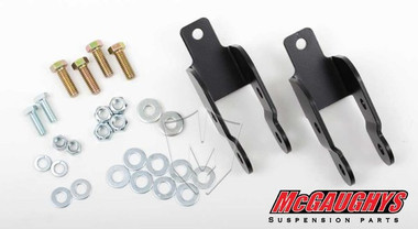 Ford F150 2004-2008 Rear Shock Extenders - McGaughys 70008