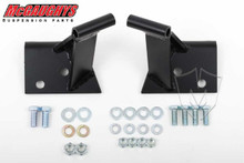 "Chevrolet Fullsize Car 1955-1957 3/4"" Forward Side Motor Mounts; 2pc Frame - McGaughys 63194"