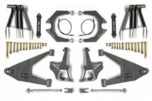 1999-2006 Chevrolet Silverado 1500 2wd Mid Travel Pre-Runner Front Suspension Kit - MZF-59099