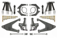 1999-2006 GMC Sierra 1500 2wd Mid Travel Pre-Runner Front Suspension Kit - MZF-59099