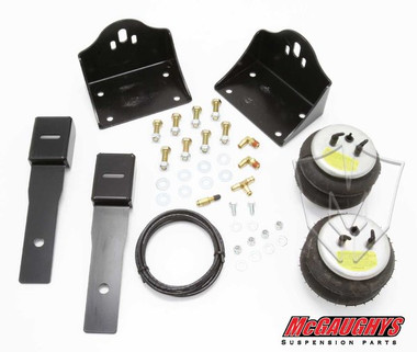 Chevrolet Silverado 1500 1999-2006 Rear Air Bag Helper Kit - McGaughys 33033
