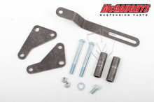 Chevrolet Fullsize Car Small Block 1955-1964 Power Steering Pump Bracket; Small Block - McGaughys 63160