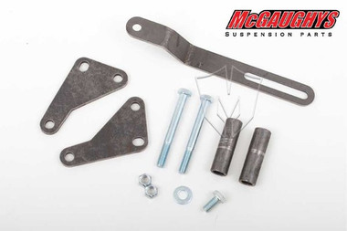 Chevrolet Fullsize Car Small Block 1955-1964 Power Steering Pump Bracket; Small Block - McGaughys 63160