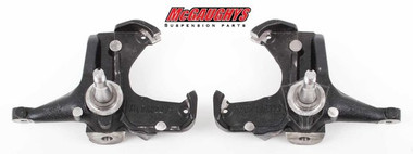 Chevrolet C-10 1963-1970 Front Stock Height Spindles - McGaughys 63174