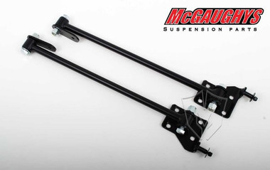 Chevrolet Fullsize Car 1955-1957 Rear Traction Bar Kit - McGaughys 63212