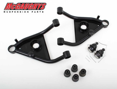 Chevrolet Nova 1968-1974 Lower Control Arms With Bushings - McGaughys 63251