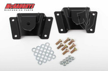 "Ford F-150 Extended Cab 1997-2003 Rear 2"" Drop Hangers - McGaughys 70020"