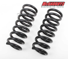 "2009-2018 Dodge Ram 1500  Ext/Crew Cab 2""  Front Lowering Coils - McGaughys 44061"
