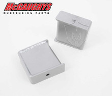 "1999-2013 Chevy Silverado & GMC Sierra 1500 6"" Rear Lift Blocks & U-Bolts  - McGaughys 50705"