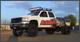 "2002-2010 GMC Sierra 3500HD  4wd Dually Gas Engine 7"" Lift Kit- McGaughys 52054"