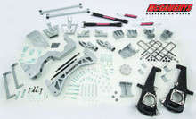 "2011-2013 Chevy Silverado 3500HD 4wd Dually Gas Engine 7"" Lift Kit- McGaughys 52354"
