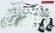 "2011-2013 GMC Sierra 3500HD 4wd Dually Gas Engine 7"" Lift Kit- McGaughys 52354"