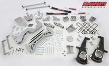 "2011-2013 GMC Sierra 3500HD 4wd Gas Engine 7"" Lift Kit- McGaughys 52353"