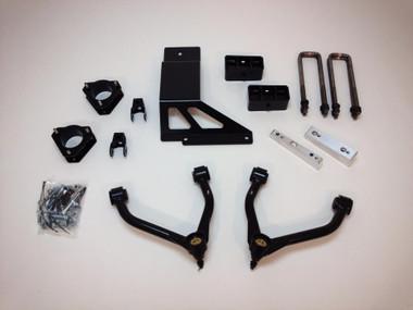 "2014 Chevy Silverado 4wd 1500 (All Cabs) 4"" Lift Kit - McGaughys 50762"