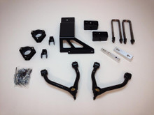 """2014 GMC Sierra 4wd 1500 (All Cabs) 4"""" Lift Kit - McGaughys 50762"""