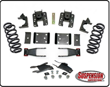 "2014-2018 Chevy Silverado 1500 2wd/4wd Crew Cab 2/4"" or 2/5"" Premium Drop Kit - 34150"