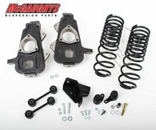 "2013-2018 Dodge RAM 1500 2wd 2/4"" Deluxe Drop Kit - McGaughys 44050"