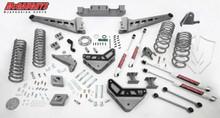 "2014-2016 Dodge Ram 2500 4wd Diesel Motor Coil Rear Lift Kit 8"" W/Shocks - McGaughys 54320"