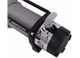 12000lb Winch with 6.0hp Series Wound Motor, Roller Fairlead Bulldog Winch - 10043