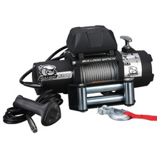 6000lb Winch with Roller Fairlead Bulldog Winch- 10004