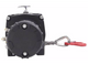 12000lb Winch w/6.0hp Series Wound, 100ft Synthetic Rope, Aluminum Frld Bulldog Winch - 10046