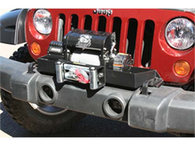 Winch Mount, JK with OE Bumper  Bulldog Winch- 20066
