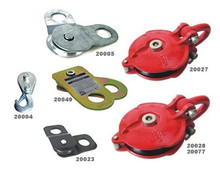 Pulley Block, 32k BS 16k WLL  Bulldog Winch- 20077