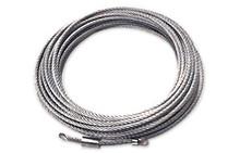 "Wire Rope, 10005 9/25"" x 87' (9.2mm x 26.5m)  Bulldog Winch- 20112"