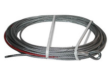 Wire Rope, 10013, 8.3mm x 100ft   Bulldog Winch- 20128