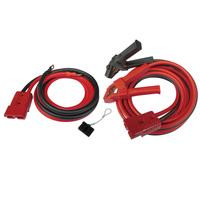 Booster Cable Set 20ft 2ga w/Quick Connects & 7.5ft truck leads Bulldog Winch - 20197