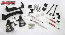 "2014-2018 GMC Sierra 1500 4wd 7-9"" Economy Lift Kit - McGaughys 50765"