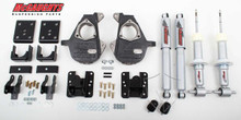 2007-2013 GMC Sierra 1500 Standard Cab 3/5,4/6 & 4/7 Adjustable Drop Kit - McGaughys 34070