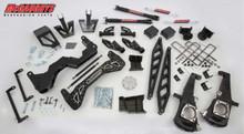 "2015-2019 GMC Sierra 2500HD 4wd Diesel 7"" Black SS Lift Kit - McGaughys 52356 Description"